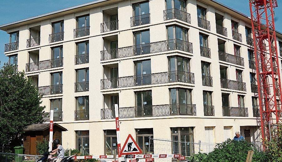 «Haus 5egg» Flawil: Alle Wohnungen mit Pflegeangebot vermietet