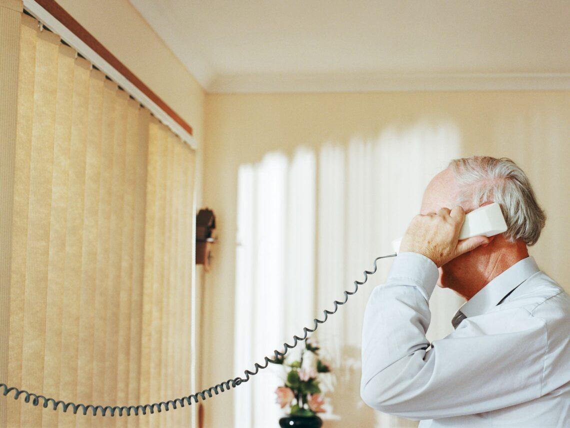 Kostenlose telefonische Auskunft für Senioren wird im Kanton Luzern immer beliebter