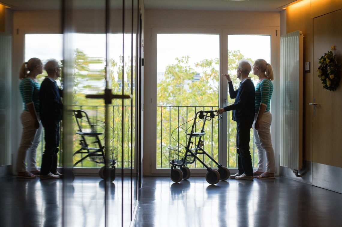 Kurzzeitaufenthalte im Pflegeheim nehmen im Kanton Zug zu