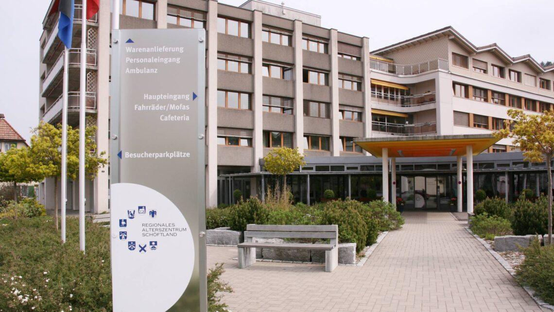 Ein neuer Name soll Altlasten abschütteln — das Regionale Alterszentrum löst sich von der Vergangenheit