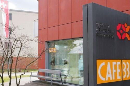 Das Café 33 des Alterszentrums Embrachertal bleibt bis auf Weiteres geschlossen.