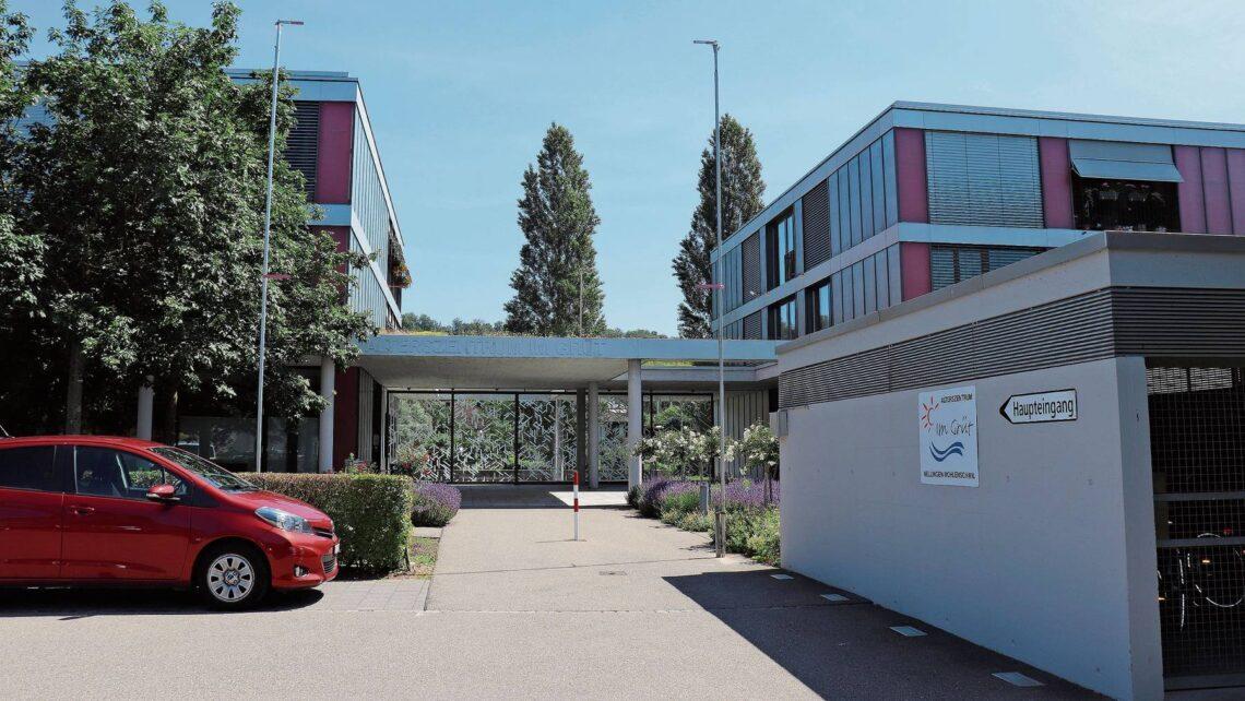 Das Alterszentrum «Im Grüt» wehrte sich erfolgreich gegen eine Verfügung des Mellinger Gemeinderats.