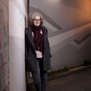 Helene Stucki, 55, hat der Pflegebranche;definitiv den Rücken gekehrt. Karin Hofer / NZZ