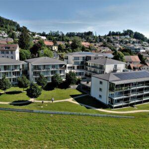 Das Alters- und Pflegeheim Eschlikon bietet 50 Menschen Platz.