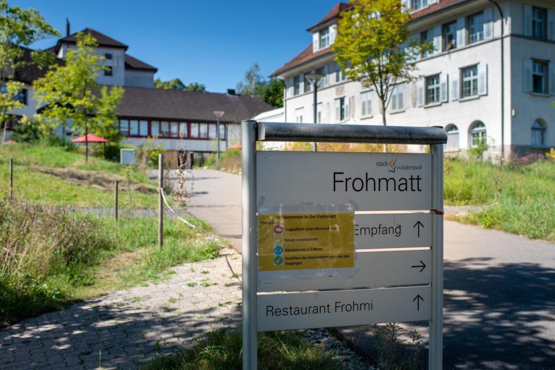 Der Leiter des Alterszentrums Frohmatt wurde suspendiert. Jetzt wird untersucht, ob das Zentrum einen finanziellen Schaden davongetragen hat.